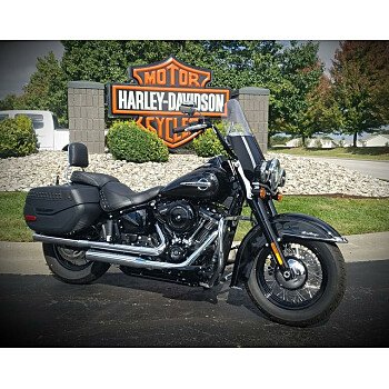 2018 Harley-Davidson Touring Heritage Classic for sale 200701417