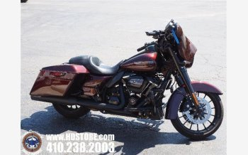 2018 Harley-Davidson Touring Street Glide Special for sale 200729791