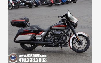 2018 Harley-Davidson Touring Street Glide Special for sale 200550521