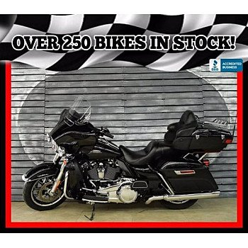 2018 Harley-Davidson Touring Electra Glide Ultra Classic for sale 200704375