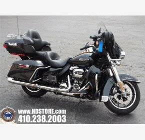 2018 Harley-Davidson Touring Electra Glide Ultra Classic for sale 200710887