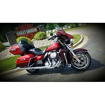 2018 Harley-Davidson Touring Ultra Limited for sale 200756011