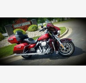 2018 Harley-Davidson Touring Ultra Limited for sale 200756022
