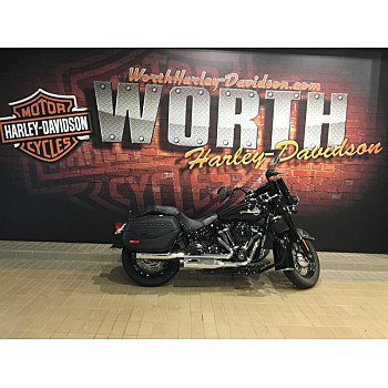2018 Harley-Davidson Touring Heritage Classic for sale 200765020