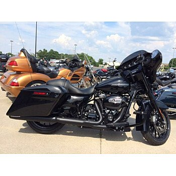 2018 Harley-Davidson Touring Street Glide Special for sale 200767492