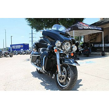 2018 Harley-Davidson Touring Electra Glide Ultra Classic for sale 200772829