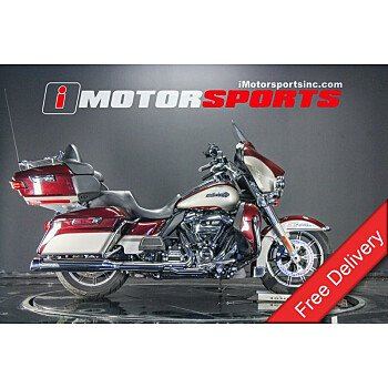 2018 Harley-Davidson Touring Electra Glide Ultra Classic for sale 200779840