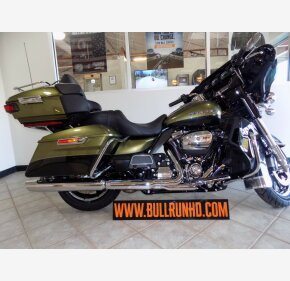 2018 Harley-Davidson Touring Ultra Limited for sale 200783481