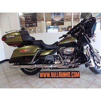 2018 Harley-Davidson Touring Ultra Limited for sale 200783481