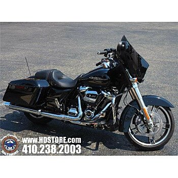 2018 Harley-Davidson Touring Street Glide for sale 200786695