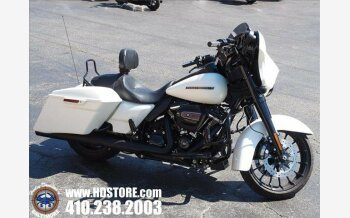 2018 Harley-Davidson Touring Street Glide Special for sale 200806279