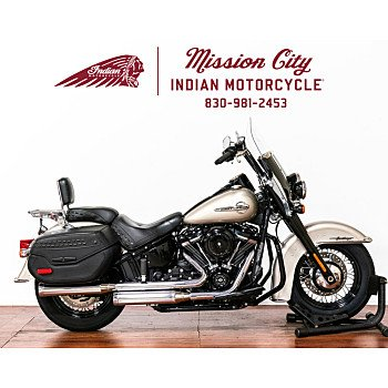 2018 Harley-Davidson Touring Heritage Classic for sale 200867309