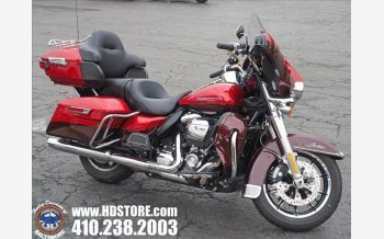 2018 Harley-Davidson Touring Ultra Limited for sale 200887296