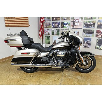 2018 Harley-Davidson Touring Ultra Limited for sale 200903568