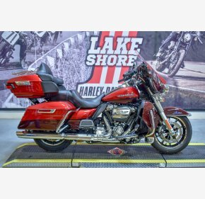 2018 Harley-Davidson Touring Ultra Limited for sale 200905248