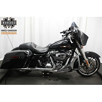 2018 Harley-Davidson Touring Street Glide for sale 200952890