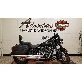 2018 Harley-Davidson Touring Heritage Classic for sale 200967213