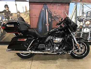 2018 Harley-Davidson Touring Ultra Limited for sale 201023478