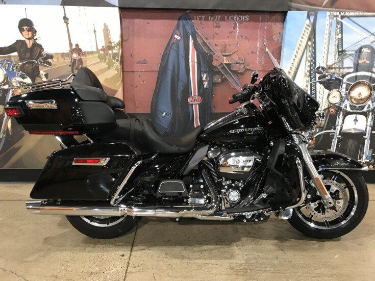 2018 Harley-Davidson Touring Ultra Limited for sale 201023512