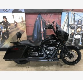 2018 Harley-Davidson Touring Street Glide Special for sale 201023524