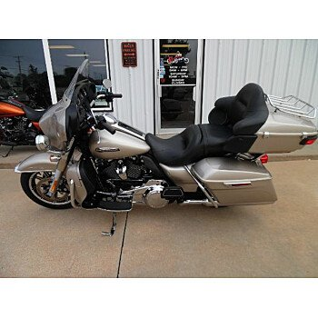 2018 Harley-Davidson Touring Electra Glide Ultra Classic for sale 201037260
