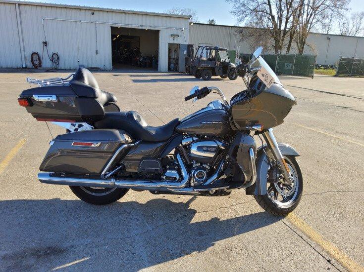 2018 Harley-Davidson Touring Road Glide Ultra for sale 201056205