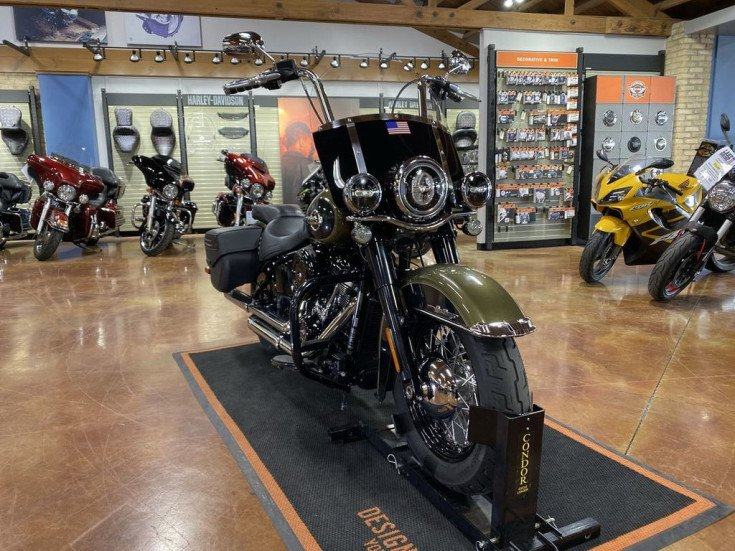 2018 Harley-Davidson Touring Heritage Classic for sale 201059709