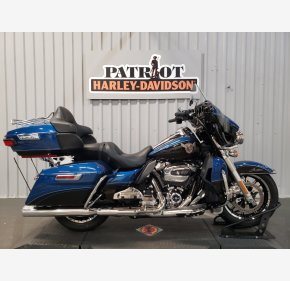 2018 Harley-Davidson Touring 115th Anniversary Ultra Limited for sale 201064711