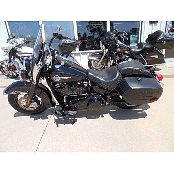 2018 Harley-Davidson Touring Heritage Classic for sale 201071130