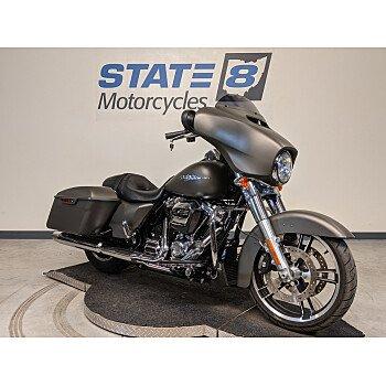 2018 Harley-Davidson Touring Street Glide for sale 201075109