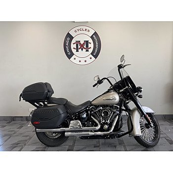 2018 Harley-Davidson Touring Heritage Classic for sale 201087701