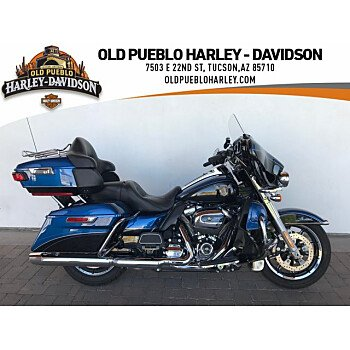 2018 Harley-Davidson Touring 115th Anniversary Ultra Limited for sale 201092084