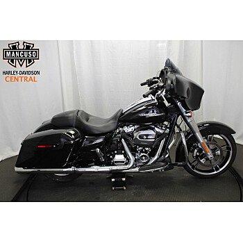 2018 Harley-Davidson Touring Street Glide for sale 201094348