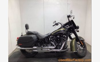 2018 Harley-Davidson Touring Heritage Classic for sale 201119171