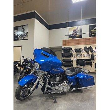 2018 Harley-Davidson Touring Street Glide for sale 201140118