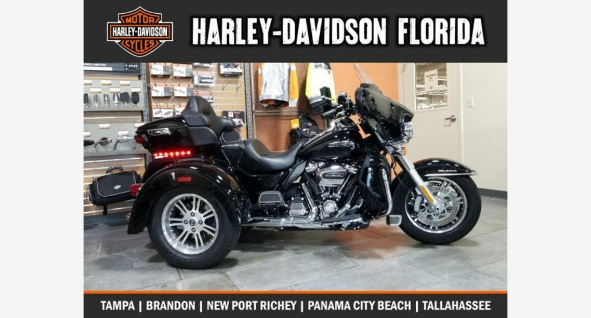 2018 Harley-Davidson Trike Tri Glide Ultra for sale 200629298