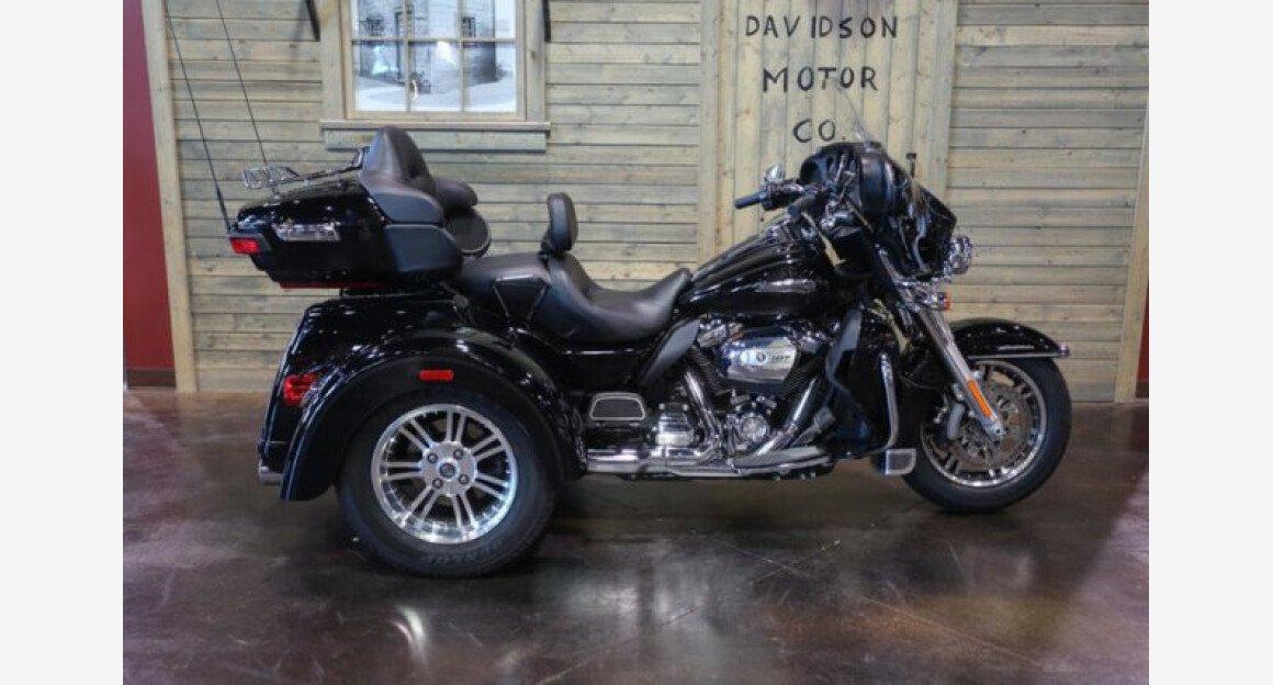 2018 Harley-Davidson Trike Tri Glide Ultra for sale 200641916