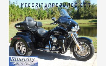 2018 Harley-Davidson Trike Tri Glide Ultra for sale 200662380