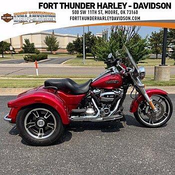 2018 Harley-Davidson Trike Freewheeler for sale 201158105