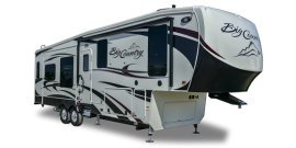 2018 Heartland Big Country BC 3810FL specifications