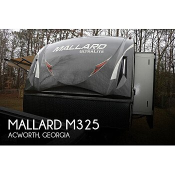 2018 Heartland Mallard M325 for sale 300280665