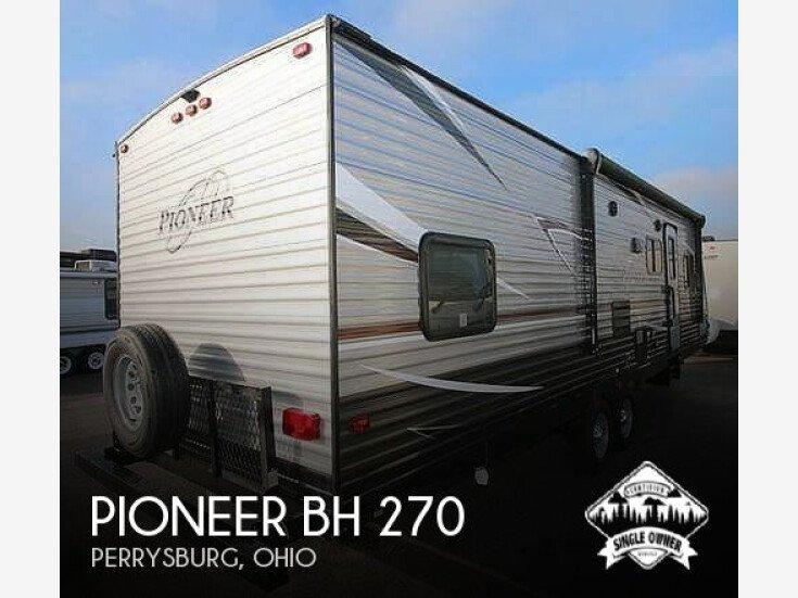 2018 Heartland Pioneer for sale 300264854