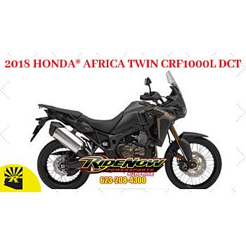 2018 Honda Africa Twin for sale 200808440