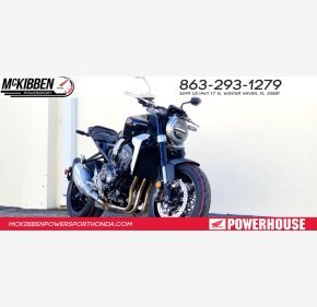 2018 Honda CB1000R for sale 200644213