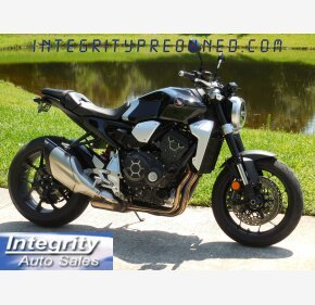 2018 Honda CB1000R for sale 200927675