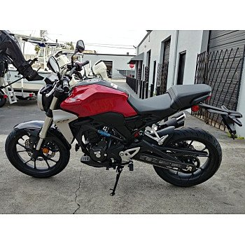 2018 Honda CB300F for sale 200544346