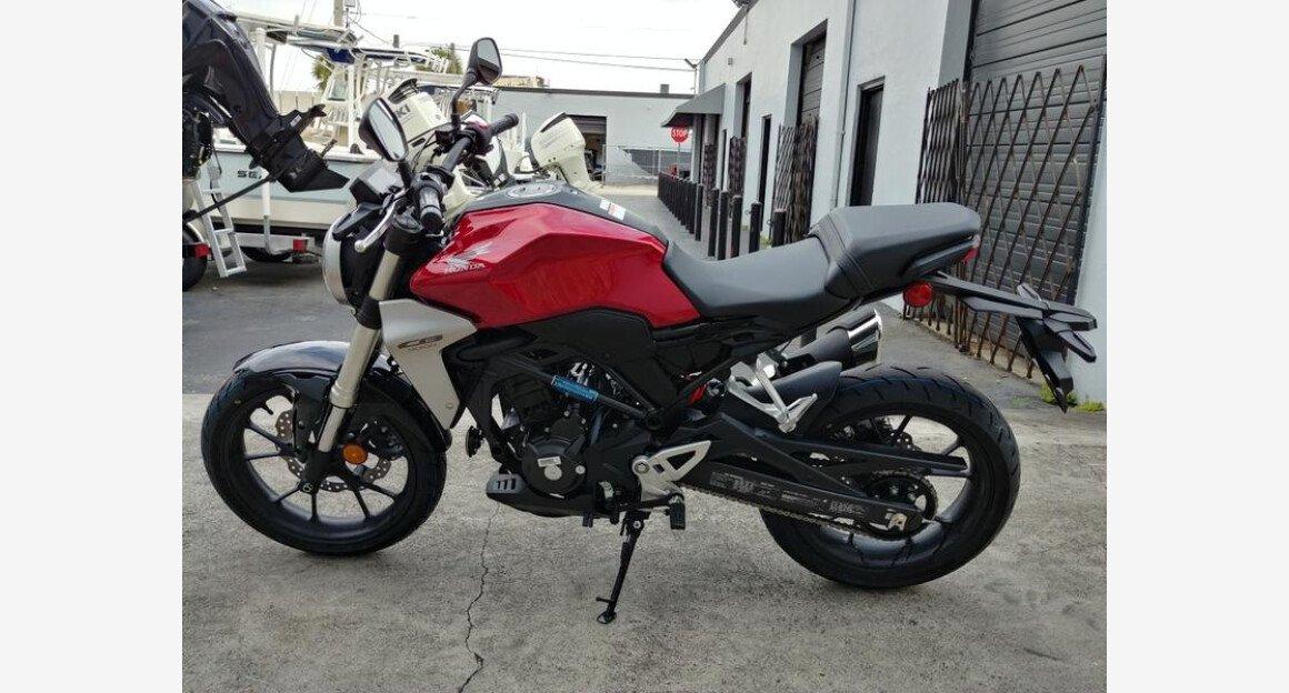 2018 Honda CB300F for sale 200544346