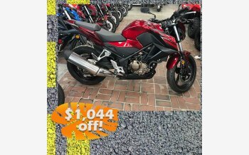2018 Honda CB300F for sale 200545576