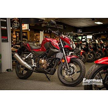 2018 Honda CB300F for sale 200582181