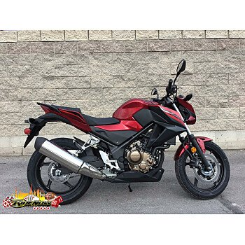 2018 Honda CB300F ABS for sale 200673473